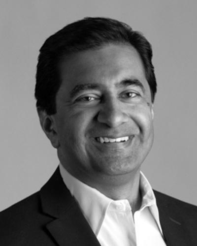 Ameet Shah portrait